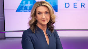The chinese government has accused the bbc of violating its broadcast guidelines and banned the bbc world news from the country. Victoria Derbyshire Says We Don T Give Up After Her Tv Show Is Cut Bbc News