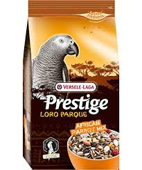 <b>Prestige Loro Parque</b> African Parrot Premium Food Seed Mixture ...