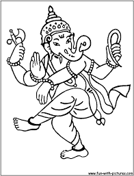 Small Picture Lord Ganesha Coloring Pages Diwali Sheets Pictures 221397 Hindu