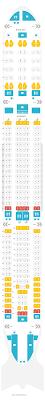 Airbus A330 Seating Chart Thai Airways Seatguru Seat Map Thai Seatguru