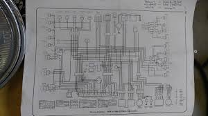 headlight and turn signals not working please help pictures too here is a 1980 cb750k wiring diagram incase anyone needs a look hopefully it shows up