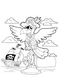 Piraten Schatkist Kleurplaat Ausmalbilder Piraten Abenteuer