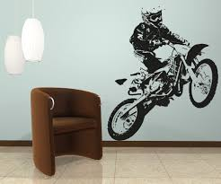 dirt bike wall art 1000 ideas about dirt bike room on pinterest on motorbike wall art australia with bike wall stickers gallery home design wall stickers