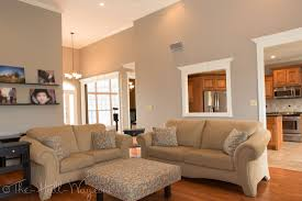 Popular Behr Paint Colors For Living Rooms Summer Tour Of Homes The Hall Way