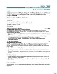 9 Best Marketing Cover Letter Examples Cover Letter