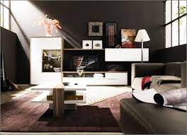 tips to decorate living room with dark