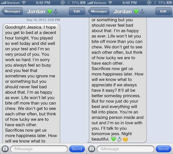 sweet long text messages for him to wake up to