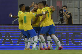 Complete overview of brazil vs peru (copa america final stage) including video replays, lineups, stats brazil *. Brazil Vs Peru Prediction Preview Team News And More Copa America 2021