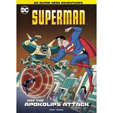 Superman And The Apokolips Attack - (DC Super Hero Adventures) By Ivan Cohen  (Paperback) : Target