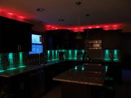 cabinet accent lighting. Multi Color Led Under Cabinet Lighting #6 LED : Counter Or Accent T
