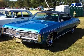 1969 Impala SS427 Exterior Details