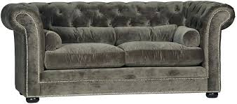 inspirational tufted sofa for contemporary inspiration with velvet settee sectional s