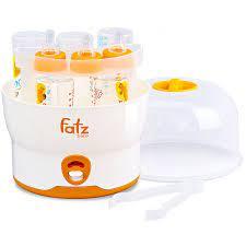 Máy tiệt trùng 6 bình Fatz Baby FB4019SL | Máy Tiệt Trùng Bình Sữa FatzBaby