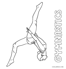 Category apart from the topic gymnastics coloring pages. Free Printable Gymnastics Coloring Pages For Kids