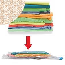 """<b>Пакет вакуумный</b> """"<b>Eva</b>"""" для <b>хранения</b> вещей цвет оранжевый 60 ..."""