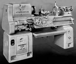 cincinnati cintilathe electrical equipment which included switches for a spindle jog inching control was safely enclosed in the headstock end support plinth an