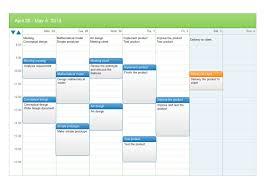 Quarter Plan Calendar Free Quarter Plan Calendar Templates