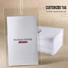 2019 Customized Print Clothing Hang Tag 300gsm Paper Board Garment Swing Hanging Tag Hand Tags From Sloobao 45 23 Dhgate Com