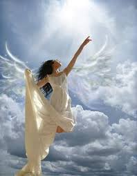 i believe in angels i believe s love is endless heavenly angels angels in heaven