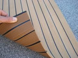 incredible faux teak flooring intended floor fake boats accessories tow vehicles