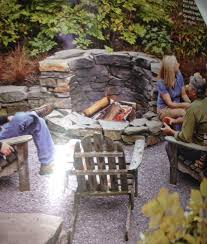 rustic fire pit. Inspirational Rustic Outdoor Fire Pit Best 25 Pits Ideas On Pinterest Backyard
