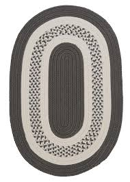 colonial mills crescent nt11 gray area rug