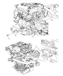 2007 chrysler pacifica plumbing heater diagram i2152814