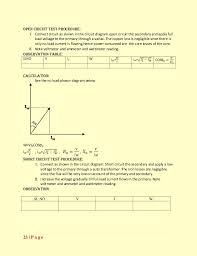 basic electrical lab manual circuit diagram 23