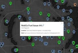 Fallout 4 Map Interactive Map Of Fallout 4 Locations