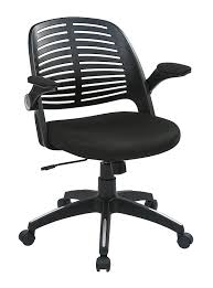 Office Chair With Adjustable Arms Amazoncom Ave Six Tyler Ventilated Plastic Back And Padded Mesh