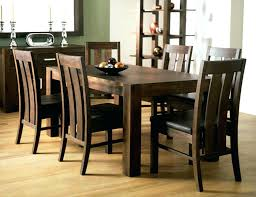 table and 6 chair set dining table for 6 lovely round wooden sitter tables picture and