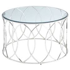 large size of coffee tables contemporary modern glass top coffee table with stainless steel frame