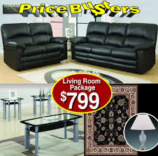 Living Room Package Price Busters