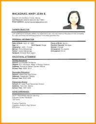Professional Resume Formats – Markedwardsteen.com