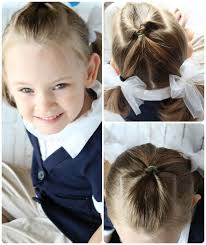 easy hairstyle for little s