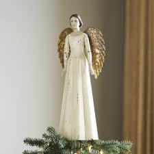 Ballard Designs Angel Tree Topper Angel Tree Topper Holiday Angel Christmas Tree Topper