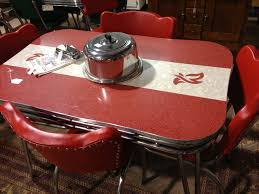 Retro Chrome Kitchen Table 17 Best Images About Retro Tables Chrome On Pinterest Table And