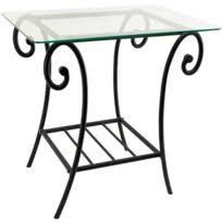 Table fer forge - Achat Table fer forge - Rue du Commerce