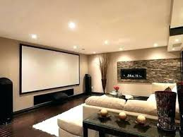 basement movie theater. Small Home Movie Theater Ideas Basement Room Best