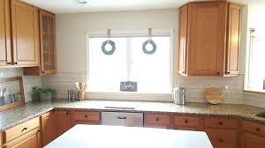 Update A Kitchen Wout Painting Oak Cabinets Growit Buildit