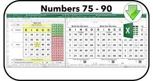 Generate Free Bingo Cards Bingo Card Generator