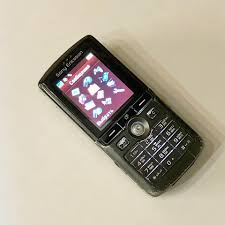 Old Cell Phones - Sony Ericsson K750 ...