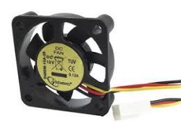 Купить <b>Вентилятор</b> 40x40x10 <b>Gembird</b> [D40SM-12A] (3pin) в г ...