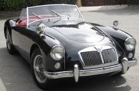 mga wiring diagram electroclassic ev classic cars reborn into the electric future 1958 mg a stunning this is not