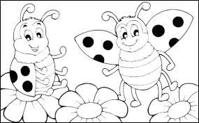 Ladybug Sheet Cute Ladybug Coloring Pages Lady Bug Sheet Pictures Miraculous La