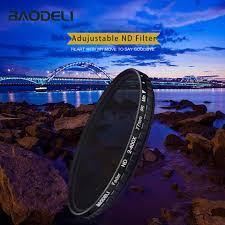 <b>BAODELI</b> Variable <b>Nd Filter</b> Nd2-400 49 52 55 58 62 67 72 77 82 ...