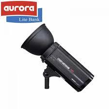 clear aurora 800w flash light