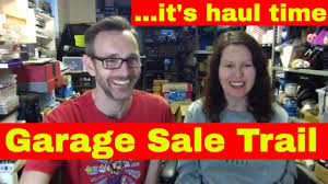 Garage Sale Trail Haul - Full-Time UK ...