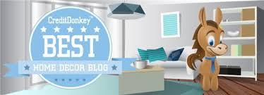 Best Home Decor Blog © CreditDonkey