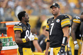 The Teammates Earned Steelers Have Triblive 'i com Right' Roethlisberger To Criticize